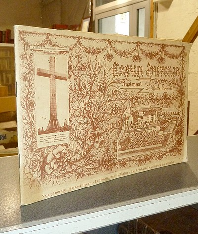 Livre ancien Savoie - Album souvenir du Pensionnat de La Motte-Servolex -