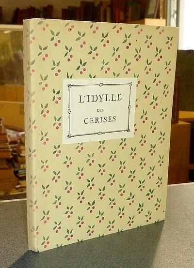 Livre ancien Savoie - L'idylle des cerises. Un épisodes de la vie de J.-J. Rousseau - Serand, François et Joseph