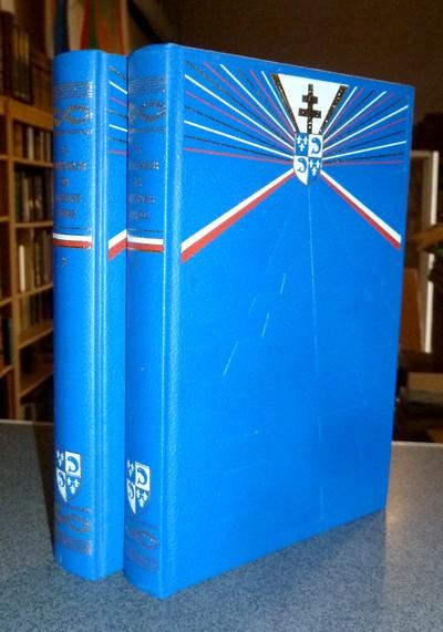 Livre ancien Savoie - La Résistance en Dauphiné et Savoie (2 volumes) - Rémy, Récits présentés par le Colonel