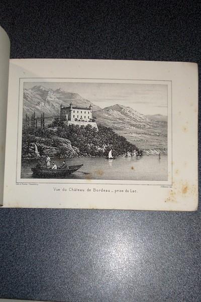 Livre ancien Savoie - Souvenir d'Aix-les-Bains et de ses environs - Perrin