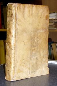 Livre ancien Savoie - Super contractibus, testamentis, tutelisque, sententiae discutiuntur. In... - Salteur, Jacobi (Jacques)