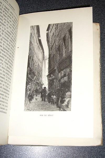 Livre ancien Savoie - Le vieux Chambéry - Pérouse, Gabriel & André Jacques