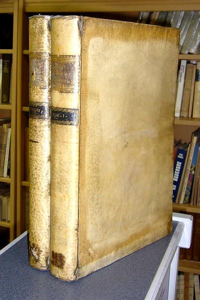 Livre ancien - Romanum Museum sive thesaurus eruditae antiquitatis (2... - Causei de La Chausse, Michaelis Angeli