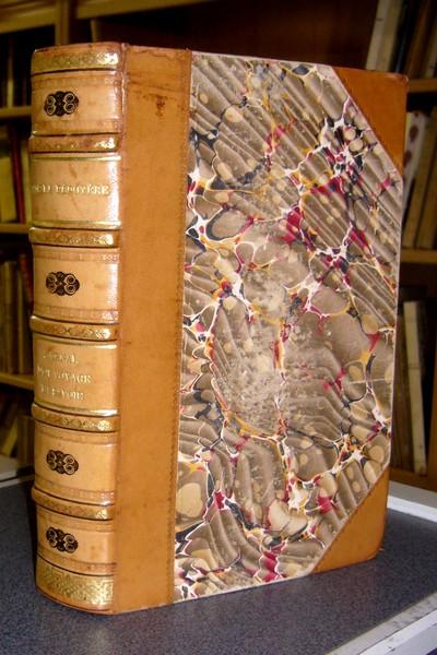Livre ancien Savoie - Journal d'un voyage en Savoie et dans le Midi de la France en 1804 et 1805 - de La Bédoyère, L.C. Henri