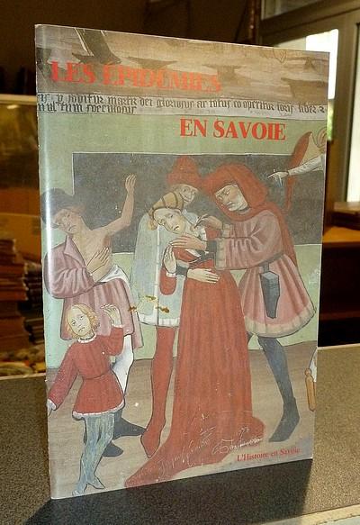 Livre ancien Savoie - Les épidémies en Savoie - Bergeri, Jean-Paul