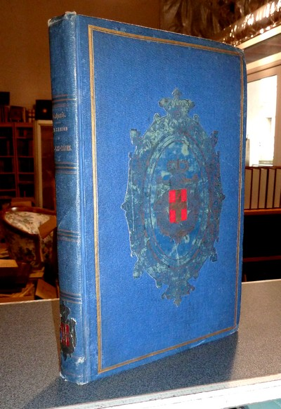 Livre ancien Savoie - Une saison à Aix-les-Bains - Achard, Amédée & Ginain, Eugène