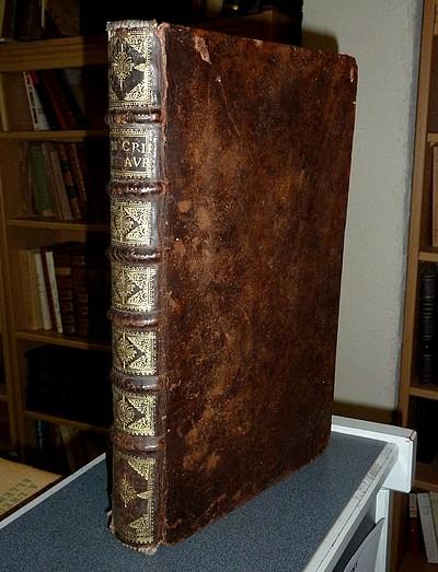 Livre ancien Savoie - Inscriptiones. Quotquot reperiri potuerunt Operâ & diligentiâ. D. Emmanuelis... - D. Emmanuelis Thesauri (Emmanuel Tesauro)