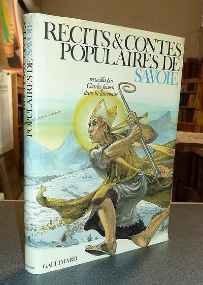 Livre ancien Savoie - Récits & Contes populaires de Savoie, recueillis par Charles Joisten dans la... - Joisten Charles