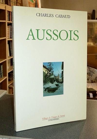 Livre ancien Savoie - Aussois - Cabaud Charles
