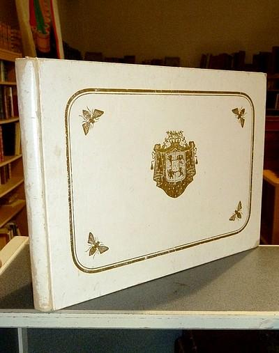 Livre ancien - Album artistique de la Reine Hortense - Livre d'art de la... - Collectif
