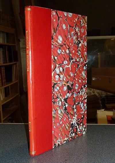 Livre ancien Savoie - Examen des Franchises de Saint-Genix (1232-1257) - Naz, Pierre-Antoine