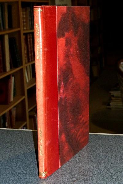 Livre ancien Savoie - Histoire de la Commune de Flumet, suivie de Documents inédits relatifs à... - Dufour, Auguste & Rabut, François