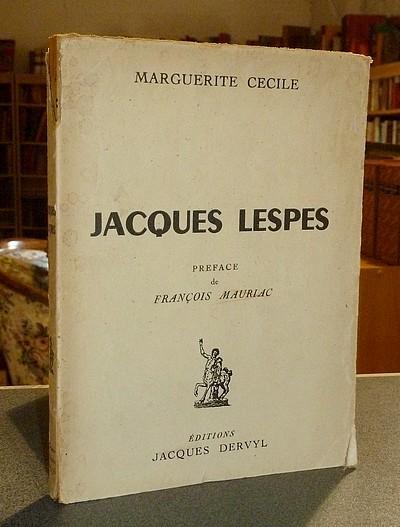 Livre ancien Savoie - Jacques Lespes - Cécile, Marguerite