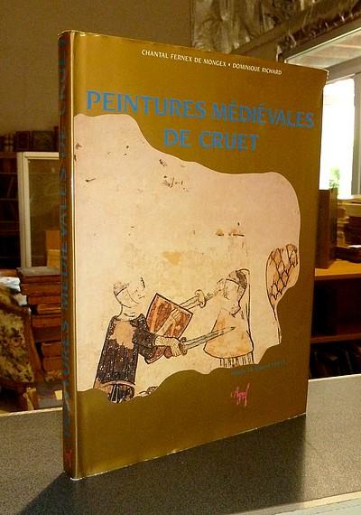 Livre ancien Savoie - Peintures Médiévales de Cruet (Savoie) - Fernex de Mongex, Chantal & Richard, Dominique