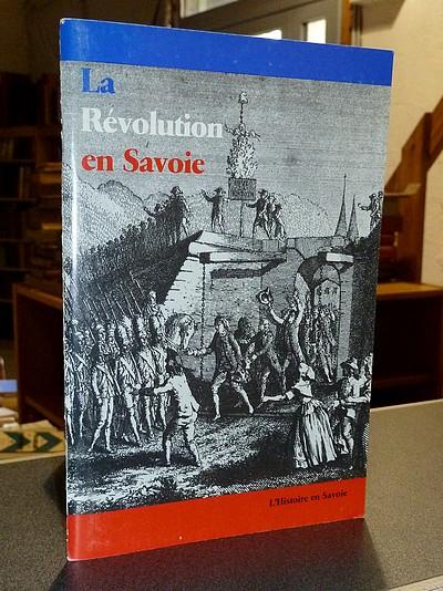 Livre ancien Savoie - La Révolution en Savoie - Tyl, Yves