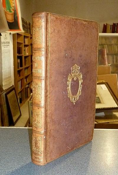 Livre ancien Savoie - Descrition du Dauphiné, de la Savoie, du Comtat-Venaissin, de la Bresse et... - Aymar du Rivail