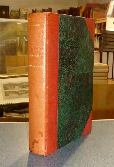 Livre ancien Savoie - Causeries Dauphinoises - Pérouse, Gabriel
