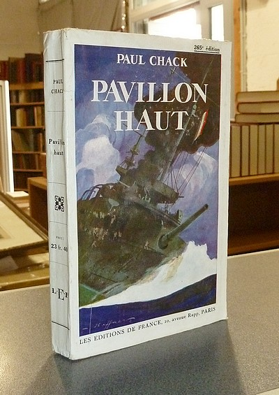 Pavillon Haut - Chack, Paul