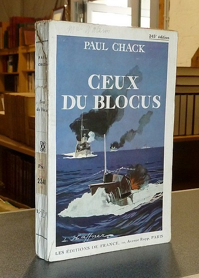 Ceux du blocus - Chack Paul