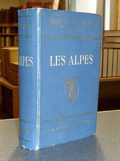 Livre ancien Savoie - Les Alpes. Savoie - Dauphiné - Provence. Guide Conty - Guides Conty