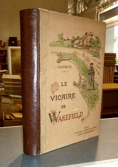Le Vicaire de Wakefield - Goldsmith, Oliver
