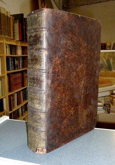 Livre ancien Savoie - Codex Fabrianus definitionum forensium, et rerum in sacro Sabaudiae Senatu... - Fabro Antonio (Antoine Favre)
