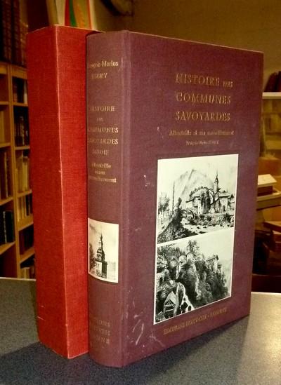 Livre ancien Savoie - Albertville et son arrondissement. Histoire des communes savoyardes, Savoie,... - Hudry, François Marius