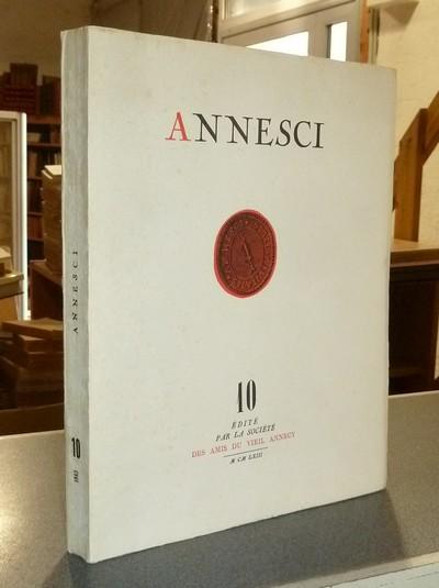 Livre ancien Savoie - Annesci n° 10 - L'église de Saint-François d'Annecy - Annesci