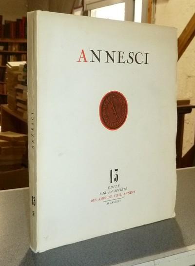 Livre ancien Savoie - Annesci n° 13 - Annecy sous la Révolution 1792-1799 - Annesci & Nicolas, Jean