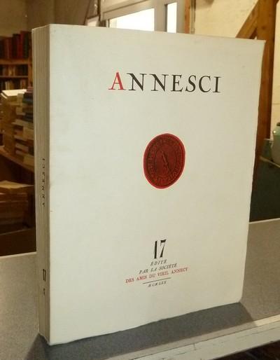 Livre ancien Savoie - Annesci n° 17 - Annecy pendant l'année terrible 1870-1871 - Annesci