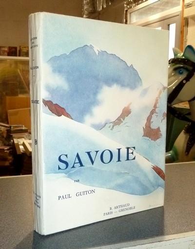 Livre ancien Savoie - Savoie - Guiton, Paul