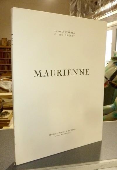 Livre ancien Savoie - Maurienne - Ménabréa, Henri & Drevet, Joanny