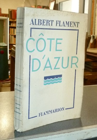 Côte d'Azur - Flament, Albert