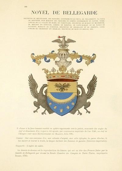 Livre ancien Savoie - Armorial et Nobiliaire de l'Ancien Duché de Savoie (Tome IV - Livraison 18) - Foras, Le Cte E. Amédée de & Mareschal de Luciane, Cte F.-C. de