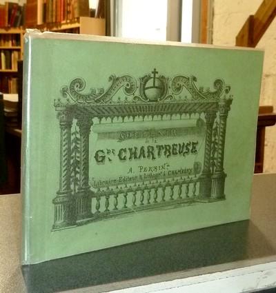 Livre ancien Savoie - Souvenir de la Grande Chartreuse (12 lithographies) - Perrin