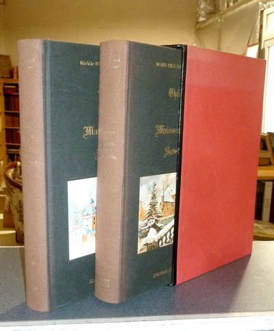 Livre ancien Savoie - Châteaux et Maisons fortes savoyards (2 volumes avec suite) - Brocart-Plaut, Michèle & Sirot-Chalmin, Elisabeth & Baud, Henri & Mariotte, Jean-Yves