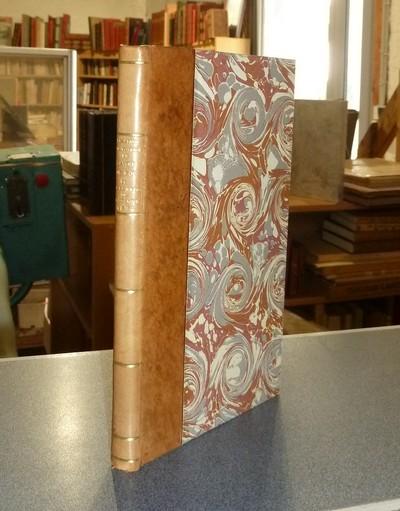 Livre ancien Savoie - Relation du Voyage en Savoie de leurs Majestés, le Roi et la Reine de... -