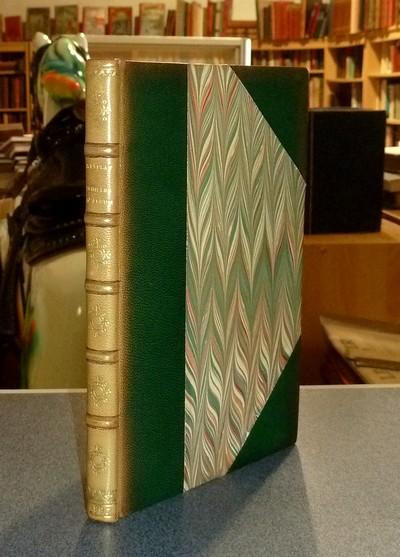 Livre ancien Savoie - Feuilles d'Album : Étude sur la poésie des Alpes - Esquisse du vieux Annecy -... - Replat, Jacques