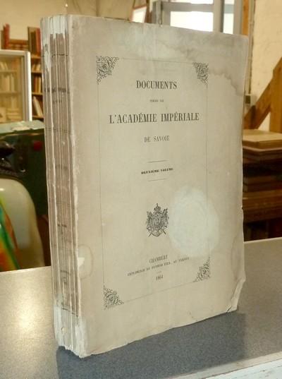 Livre ancien Savoie - Chartes du Diocèse de Maurienne. Documents recueillis par Mgr Aexis Billiet et... - Billiet, Mgr Alexis & Albrieux, Abbé chanoine de Saint-Jean de Maurienne