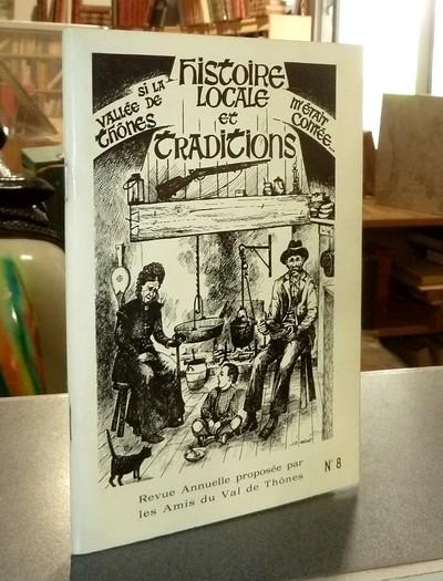 Livre ancien Savoie - Le Val de Thônes N° 8.... - les amis du Val de Thônes