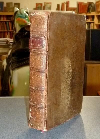 Livre ancien Savoie - Introduction à la Vie dévote de S. François de Sales, Evesque et Prince de... - de Sales, Saint François