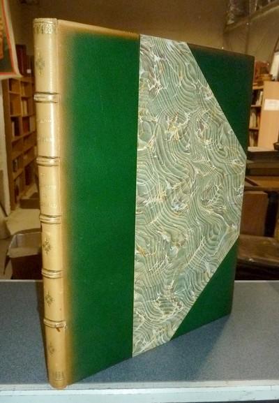 Livre ancien Savoie - Les Eaux-Fortes de Besnard - Coppier, André-Charles