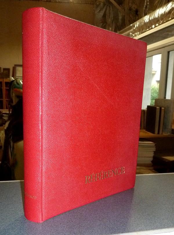 Livre ancien Savoie - Référence. Savoie * Haute-Savoie - Bozon, H.