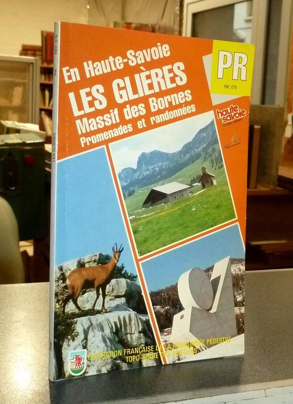 Livre ancien Savoie - En Haute-Savoie. Les Glières, Massif des Bornes, Promenades et randonnées -