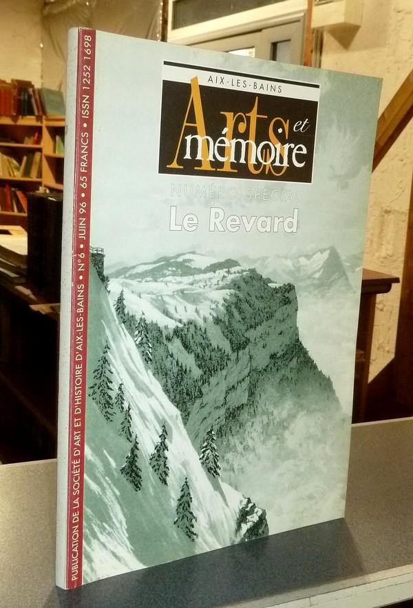Livre ancien Savoie - Arts et mémoire d'Aix-les-Bains N° 6 - Spécial Le Revard - Société d'Art et d'Histoire d'Aix les Bains