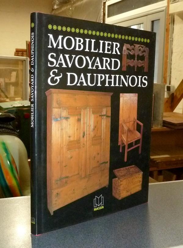 Livre ancien Savoie - Mobilier Savoyard & Dauphinois - Mannoni, Édith