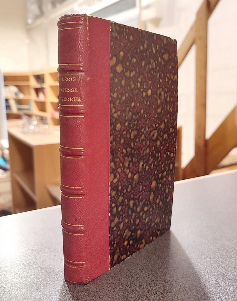 Livre ancien Savoie - La Comtesse de Verrue et la Cour de Victor-Amédée II de Savoie. Étude... - Léris, G. de