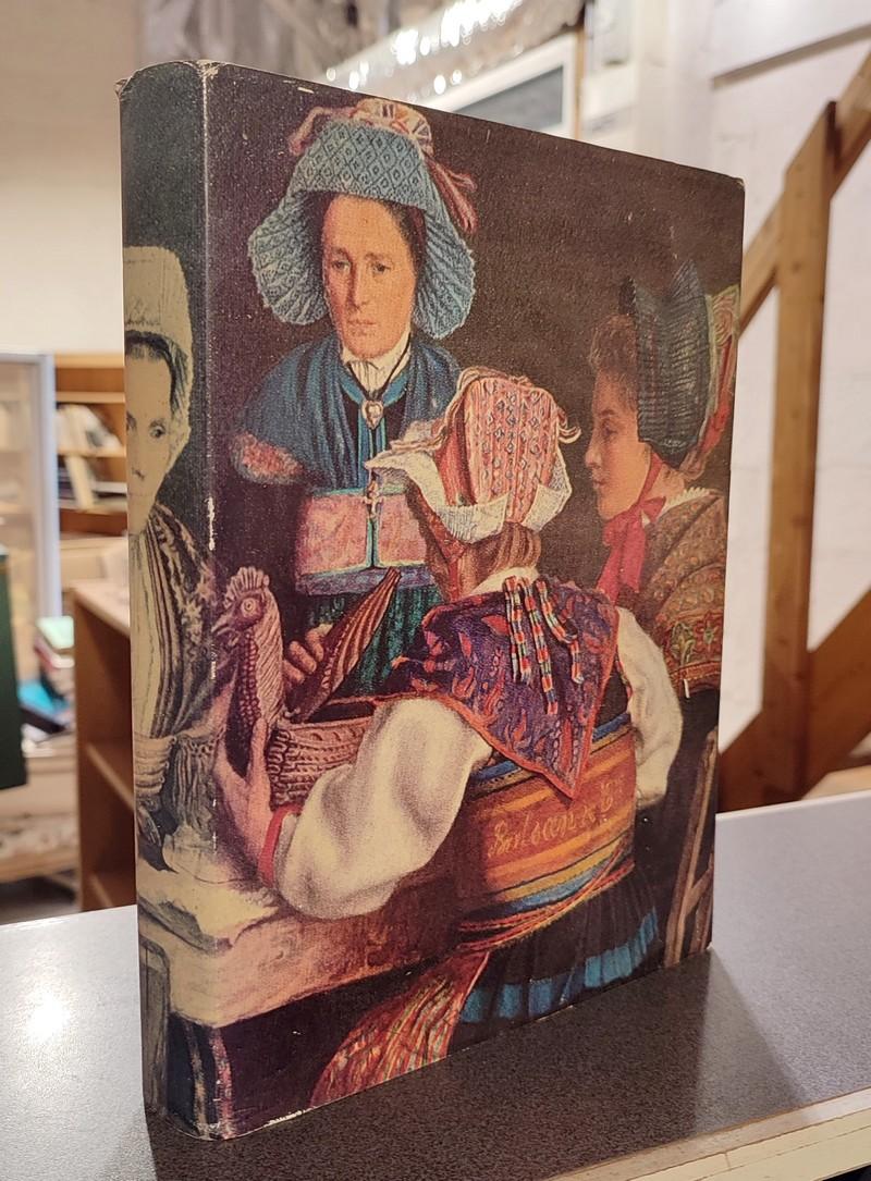 Livre ancien Savoie - Costumes moeurs et légendes de Savoie - Canziani, Estella