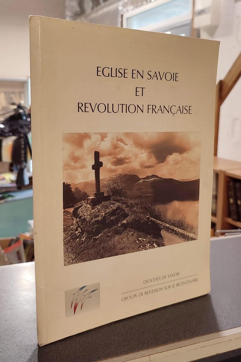Livre ancien Savoie - Église en Savoie et Révolution française -