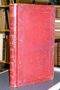 Livre ancien Savoie - Pérégrinations en Suisse, en Savoie et sur les bords du Rhin - Baron Auguste